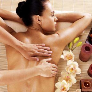 Bon Cadeau Massage Du Dos Et Des 7 Chakras